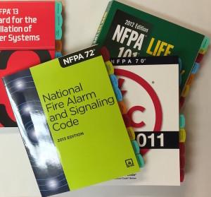 Fire Alarm Codes