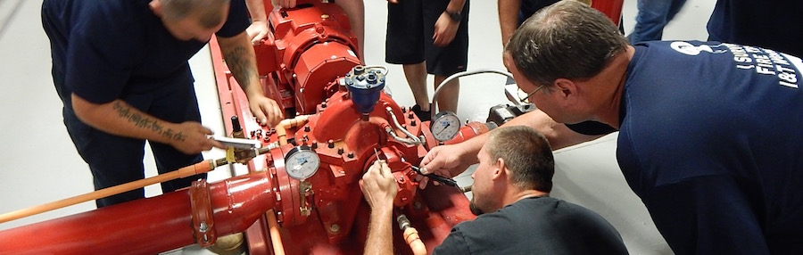 Fire Pump Inspection Workshop from Fire Tech Productions