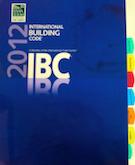 IBC 2012 Tabbed