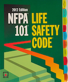 NFPA 101 2012 Tabbed