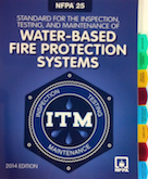 NFPA 25 2014 Tabbed