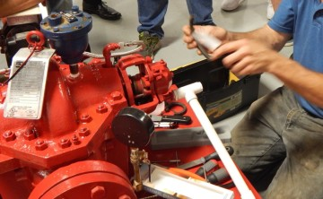 Fire Pump Training from Fire Tech Productions