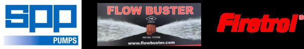 spp flowbuster firetrol logo