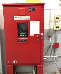 Cutler Hammer Diesel Fire Pump Controller