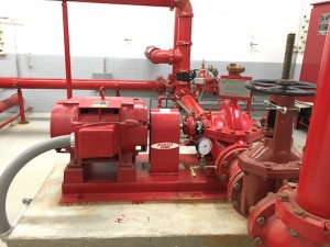 Peerless Horizontal Split Case Fire Pump