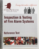 Inspection & Testing Fire Alarm Systems Training **