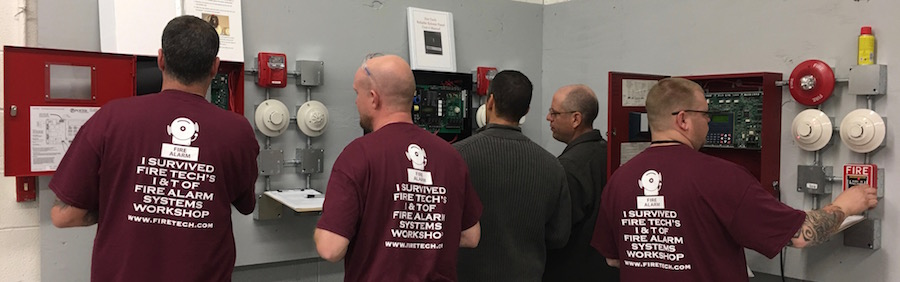FIRE ALARM and DETECTION SYSTEMS WORKSHOP @ USAutomatic Fire & Security | Carmel | Indiana | United States