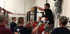 Fire Sprinkler Service & Repair Training