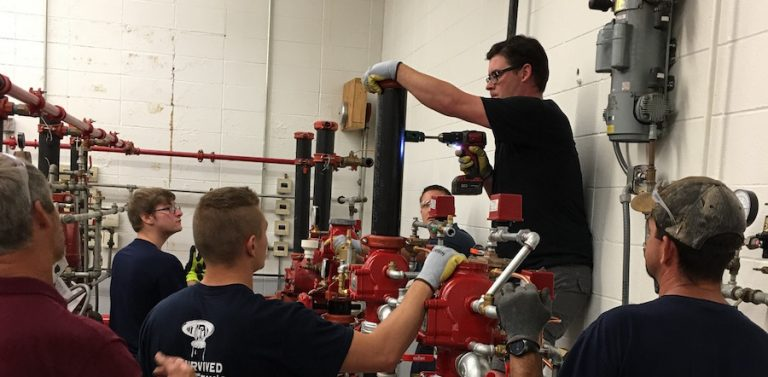 Fire Sprinkler Systems Service and Repair Training from Fire Tech Productions
