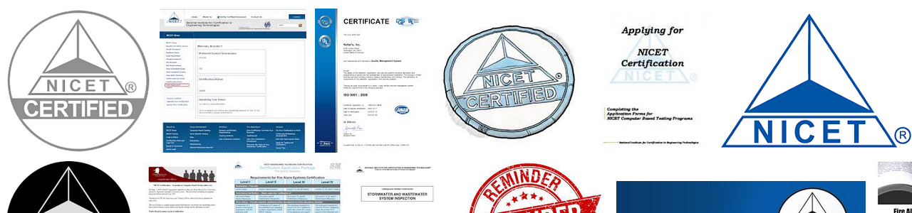 Simplifying NICET Fire Protection Certification