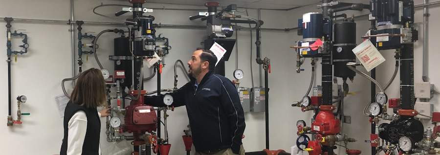 Fire Sprinkler Training in Pennsylvania