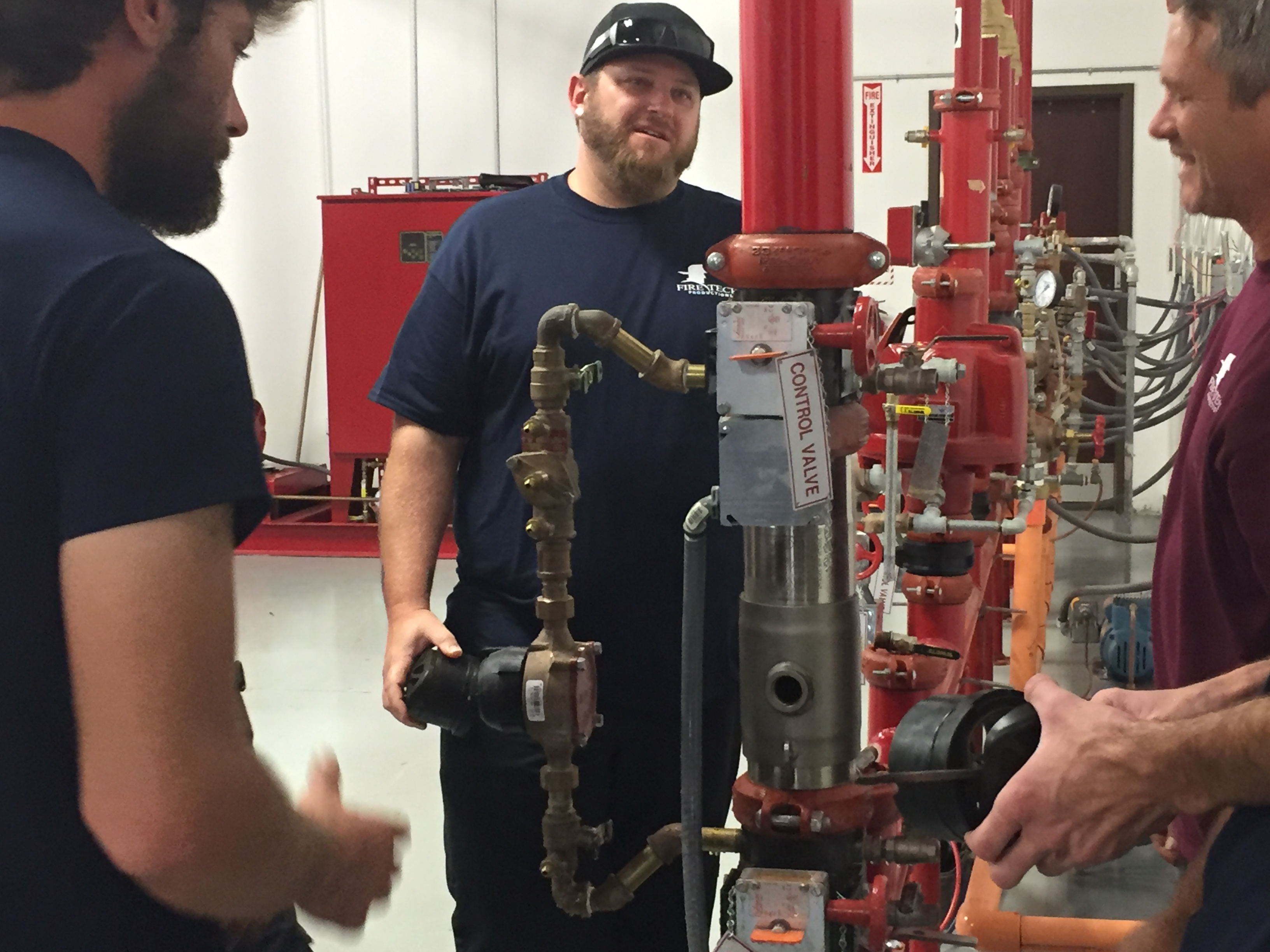 Fire Pump Inspection Training from Fire Tech Productions