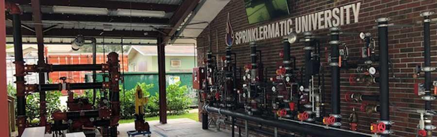 Sprinkler Systems workshop Davie Florida