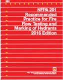 NFPA 291 2016