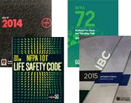 NFPA 70 2014 72 2016 101 2015 IBC 2015