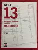 NFPA 13 2016 Handbook