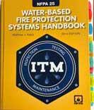 tabbed NFPS 25 2014 Handbook