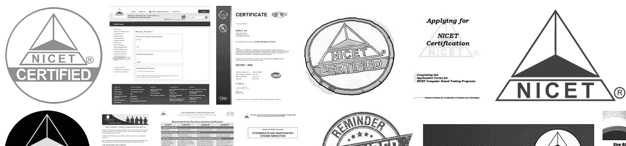 Courses to help you pass your NICET Fire Protection Exams
