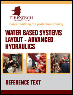 Water-Based Systems Layout Hydraulics Text