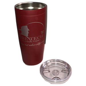 Fire Tech Productions Tumbler with lid