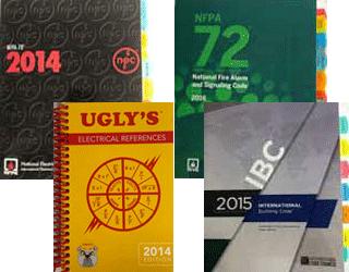 NFPA 70 2014 72 2016 Uglys 2014 IBC 2015
