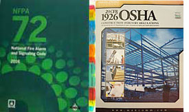 NFPA 72 2016 OSHA 29 CFR 1926