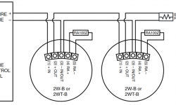 Fire Alarm Wiring - Two-Wire Detectors
